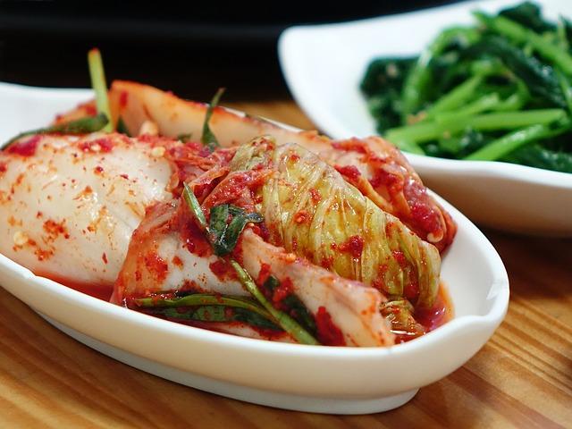 fermented food for digestive health